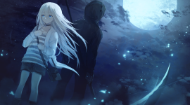 Satsuriku No Tenshi Desktop Wallpaper HD