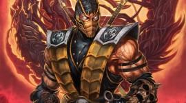 Scorpion MK Best Wallpaper