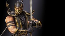 Scorpion MK Desktop Wallpaper HQ