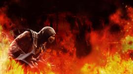 Scorpion MK Wallpaper Background
