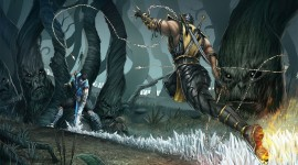 Scorpion MK Wallpaper Download