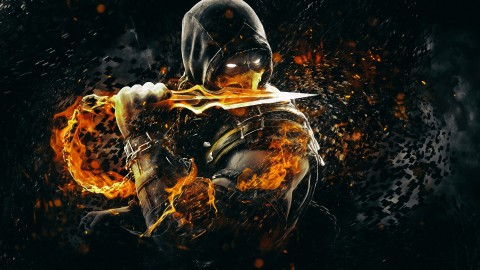 Scorpion MK wallpapers high quality