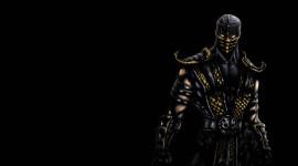 Scorpion MK Wallpaper HQ