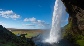 Seljalandsfoss Wallpaper Download