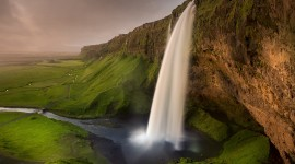 Seljalandsfoss Wallpaper Download Free