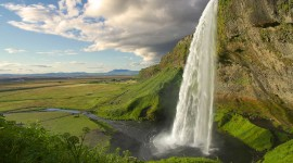 Seljalandsfoss Wallpaper High Definition