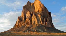 Shiprock Sunsets Aircraft Picture