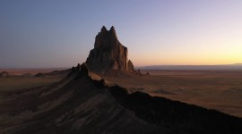 Shiprock Sunsets Wallpaper 1080p