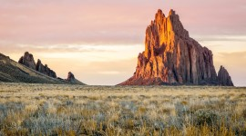 Shiprock Sunsets Wallpaper Gallery