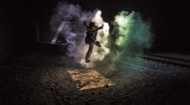 Smoke Dance Image Download
