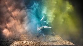 Smoke Dance Photo Download