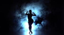Smoke Dance Wallpaper 1080p