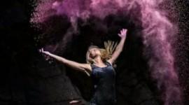 Smoke Dance Wallpaper For Mobile#2