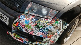 StickerBombing Wallpaper Download Free
