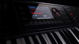 Synthesizer Desktop Wallpaper