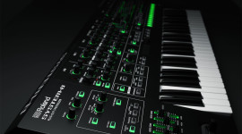 Synthesizer Desktop Wallpaper Free
