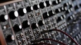 Synthesizer Desktop Wallpaper HD