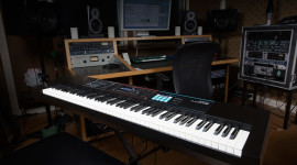 Synthesizer Wallpaper Download Free