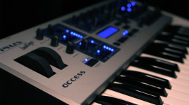 Synthesizer Wallpaper HQ