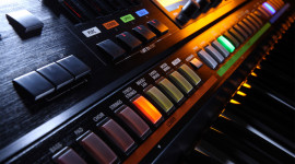 Synthesizer Wallpaper High Definition