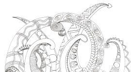 Tentacle Wallpaper