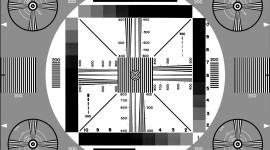 Test Pattern Desktop Wallpaper