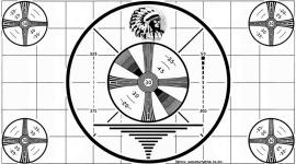 Test Pattern Wallpaper Download