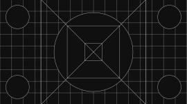 Test Pattern Wallpaper Free