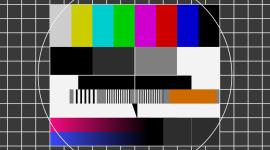 Test Pattern Wallpaper Full HD