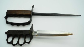 Trench Knife Wallpaper High Definition