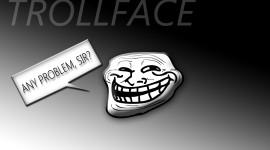 Troll Face Wallpaper Download Free
