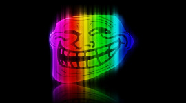 Troll Face Wallpaper High Definition
