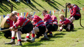 Tug Of War Wallpaper Free