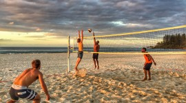 Volleyball Beach Photo Download