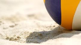 Volleyball Beach Wallpaper 1080p