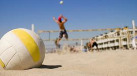 Volleyball Beach Wallpaper Download
