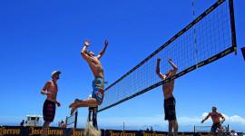 Volleyball Beach Wallpaper HQ