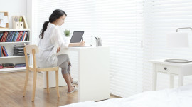 Work At Home Desktop Wallpaper HD