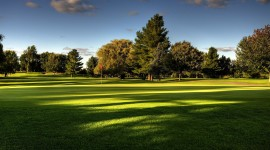 4K Golf Photo Free