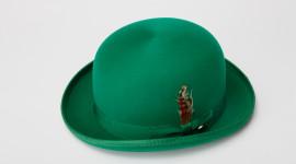 Bowler Hat Wallpaper For Desktop