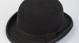 Bowler Hat Wallpaper For IPhone Free
