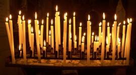 Church Candle Best Wallpaper