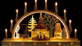 Church Candle High Quality Wallpaper