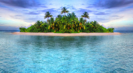 Islands In The Sea Image Download