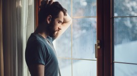Man View Window Photo Download