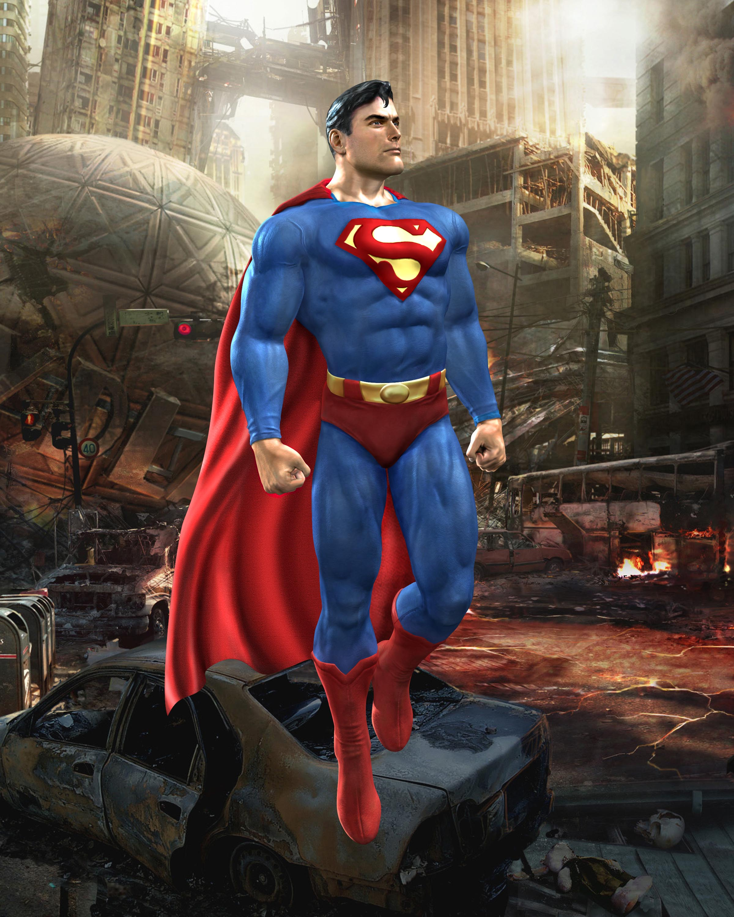 Superman Wallpapers High Quality