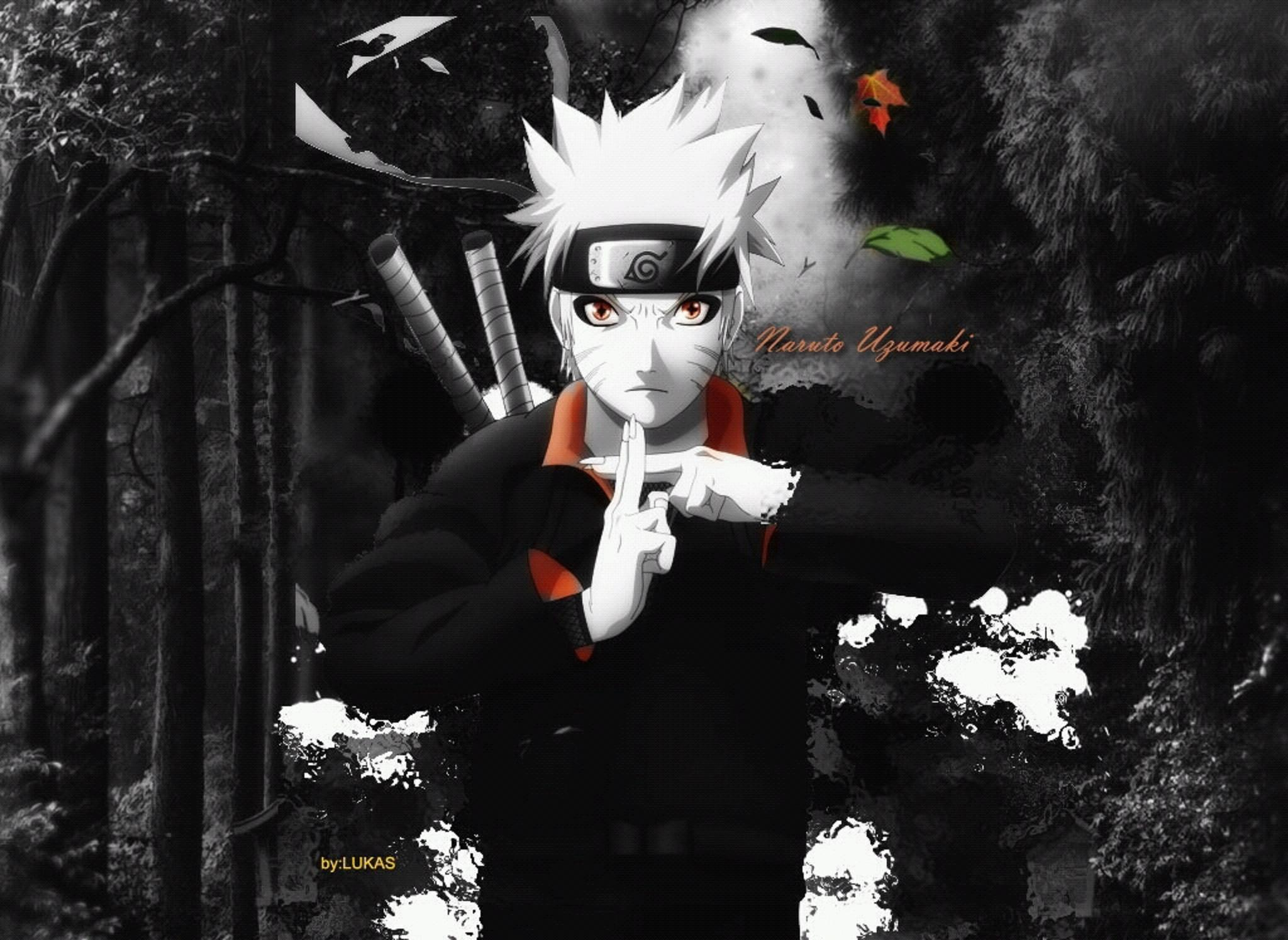 Naruto Uzumaki Wallpapers High Quality | Download Free