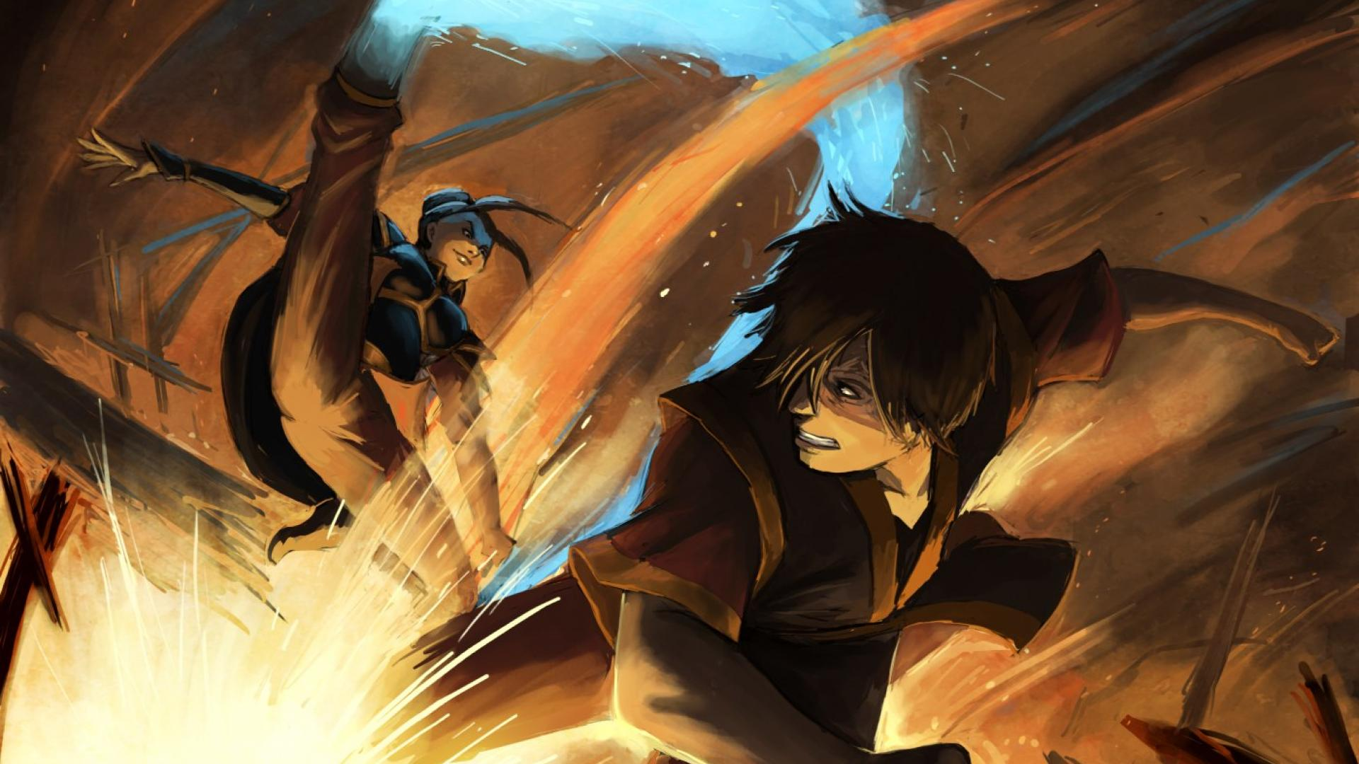 Avatar The Last airbender All Book