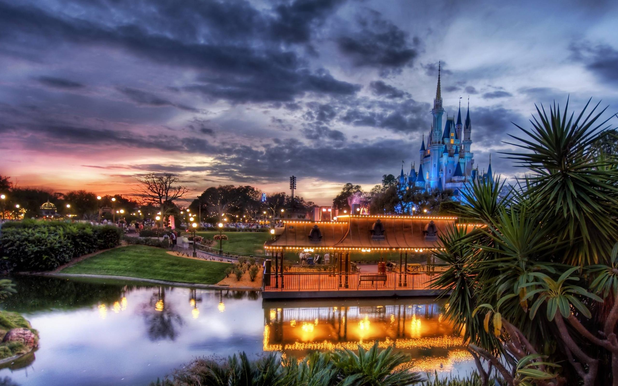 Walt Disney World Wallpapers High Quality