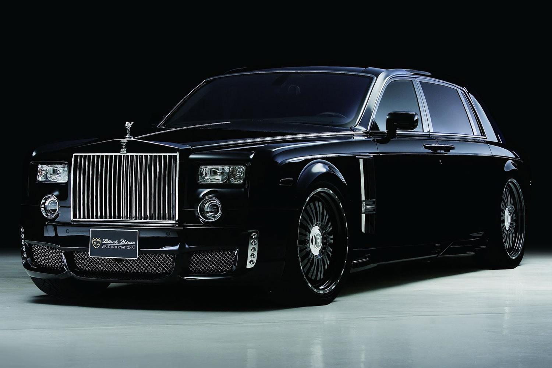 Rolls-Royce Phantom Wallpapers High Quality   Download Free